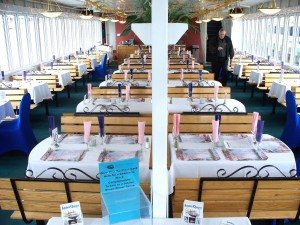 Jubilee Queen Lower Deck